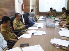 Yusri buka Tiga Agenda Kerjasama Pemerintah Kabupaten Kampar