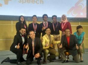 Siswa SMA Mutiara Harapan Raih Juara di Asian English Olympics 2018