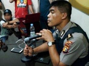 4 Tewas dan 1 Orang Teroris Lagi Diburu Oleh Mapolda Riau