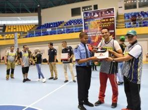 Meriahkan Hari Jadi Kabupaten Kampar,  16 Tim Basket dari Riau Sumbar Siap Berlaga