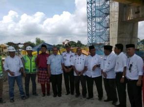 Plt Gubernur Riau: Akhir tahun 2018 Jembatan Siak IV Selesai