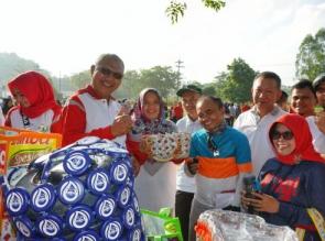 Hari Peduli Sampah Nasional, Bank Sampah RAPP Gelar Kampanye Peduli Sampah