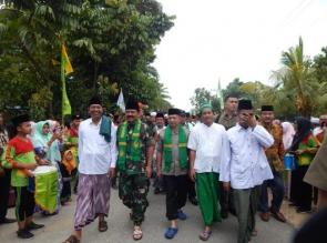 Panglima TNI Sampaikan Pidato Kebangsaan di Ponpes Nurul Iman