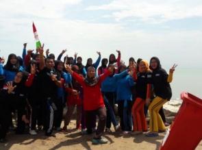 Forwata Riau Gelar Aksi Peduli Pantai Rupat Utara