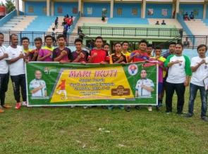 Seleksi Pemain SBAI Tim Garuda Jaya U-16 Langsung Untuk Dua Kecamatan