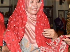 Kampar Akan Tampilkan Kerajinan Khas Kampar Pada Pameran Kriya Nusa.