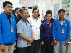 UIR Raih 1 Silver 2 Bronze di i-IDeA 2018 UiTM Perlis Malaysia