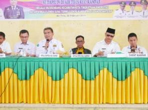 Musrenbang Wilayah IV, Infrastruktur Dominasi Usulan Prioritas.