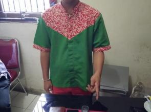 Pemuda Terlibat Narkoba di Pulau Payung di Ringkus Polres Kampar
