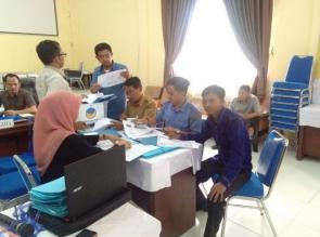 NasDem Kampar Serahkan Perbaikan 45 Berkas Bacaleg Ke KPUD Kampar.