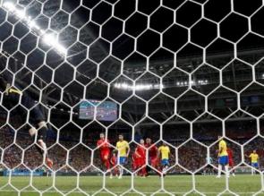 Brasil Kalah, Neymar Susul Ronaldo dan Messi Pulang Kampung