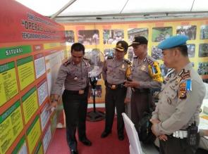 Wakapolresta Pekanbaru Turun Kelapangan Untuk Mengatur dan Memantau Perkembangan Arus Mudik