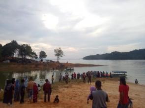 Selamatkan Adiknya Saat Terjatuh, Korban Akhirnya Tenggelam di Danau Rusa
