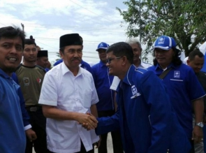 Program BLK Syamsuar-Edy Nasution di Puji Pemilih Pemula Dumai