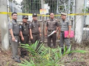 Ini Alasan Satpol PP kampar Segel tower Di Tapung