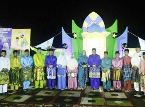 Musabaqah Tilawatil Quran Tingkat Kecamatan Koto Gasib ke 16, Resmi di Tutup Plt. Bupati Siak