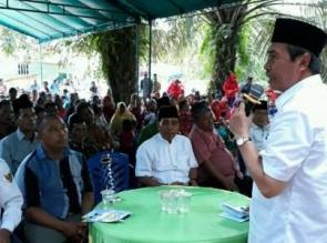 Suku Talang Mamak Yakin Syamsuar Kembalikan Hak Adat