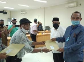 DPRD Kampar Terima Aspirasi Masyarakat Desa Tanah Merah Terkait Kinerja Kades