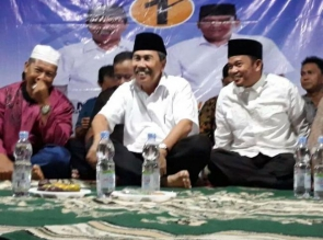 Malam Ini, Kampanye Syamsuar di Perawang : Tepu