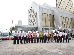 Bank Riau Kepri Menambah Oto Banking Untuk Jangkau Pelosok Negeri