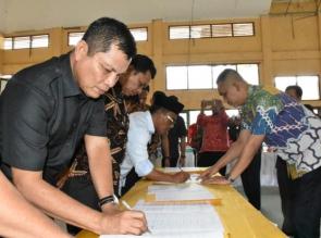5 Kecamatan sampaikan usulan pada Musrenbang Wilayah III Rantau Kampar Kiri