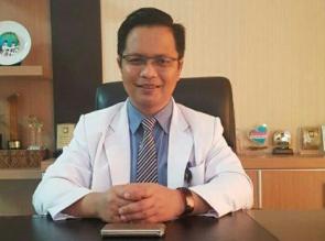 dr. H. Benny Chairuddin, Sp.An,  M.Kes, Pemkab Siak Komitmen Memenuhi Tenaga Dokter Spesialis