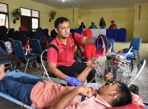 Sumbang Darah Bagi Penderita Thalasemia