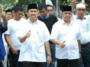 Eksis di Medsos, Syamsuar - Edy Nasution Rangkul Pemilih Pemula