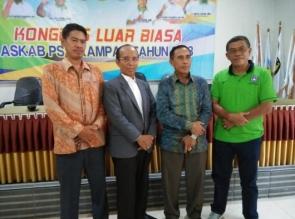 Drs. M. Yasir, MM Terpilih Secara Aklamasi Pimpin ASKAB/PSSI Kampar