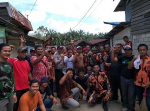 Peringati Maulid Nabi Muhammad SAW, Ini yang Dilakukan Warga Dusun Tiga Petapahan