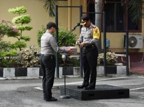 Polresta Kumpulkan Bantuan Untuk Giat Jumat Barokah, Peduli Dan Berbagi