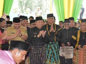 Setelah dilantik Gubernur Riau,  Syamsuar Jadikan Kampar sebagai Kunker Perdana.