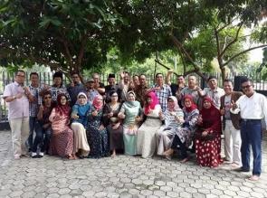 Alhamdulillah Alumni SMA 80 Bengkalis Siap Mendukung Syamsuar - Edy Natar