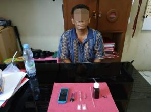 Diduga Sedang Gunakan Shabu, 2 Pelaku Ditangkap Polisi