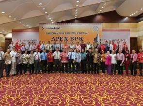 Tingkatkan Peran Sebagai APEX BPR, Bank Riau KepriGelar Workshop Sinergitas