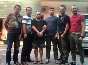 Diduga Korupsi Dana Desa, Mantan Kades Ditangkap Tim Tipikor Polres Kampar