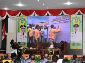 Kampar Lampaui Target Nasional Dalam Menekan Angka Stunting