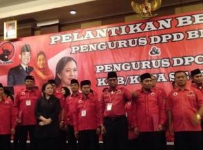 T. Rusli Ahmad, SE, di Lantik Menjadi Pengurus BMI Provinsi Riau