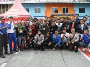 Puluhan Klub Motor Ikuti Kontes Safety Riding Di RSDC
