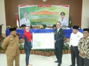 Musrenbang Kampar 2018, Bupati Ajak OPD Mengejar Peluang Lain Selain APBD