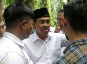 Warga Kampar Ini Tak Ingin Pilih Paslon Gubernur Riau Lainnya, Syamsuar Urang Sumando