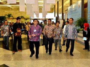 Wakil Bupati Kampar menghadiri Jakarta Food Security Summit 4 (JFSS4)