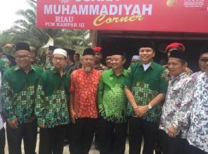 Bupati Kampar Minta tetap Jaga Ukhuwah Islamy