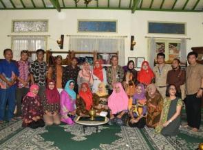 Dekranasda Kampar Kunjungi Kerajinan Yogyakarta