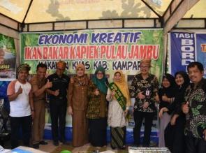 Kampar Mewakili Riau Diantara 60 Kabupaten/Kota terpilih untuk menggelar GP3M Se-Indonesia