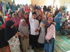 Dihadapan H. Zukri, Masyarakat Keluhkan Tidak Ada kebun Kemitraan dan CSR PT. Surya Dumai