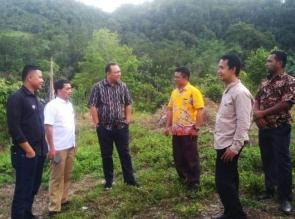 Nursafri Lakukan Reses di Desa Tanjung, Kades Berharap Sejumlah Aspirasi Terealisasi