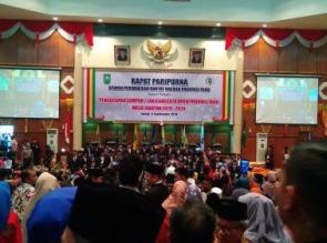 Berikut Nama-Nama 65 Anggota DPRD Riau Periode 2019-2024