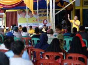 Wardan: Cagub Riau Nomor 4 Sudah Bantu Rp179 Miliar untuk Kesehatan Inhil