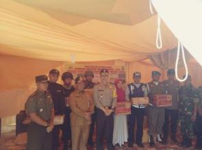 Waka Polda Riau Tinjau Pos Pam dan Arus Mudik di Wilayah Kampar pada H-2 Lebaran